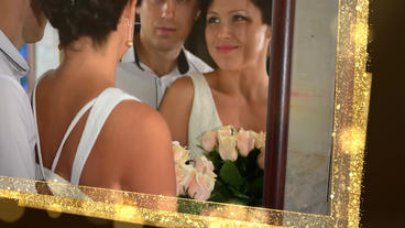 Wedding Photo Slideshow Plantilla de After Effects