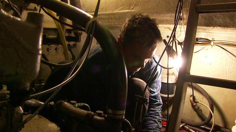 Mechanic Repair Engine Live Action