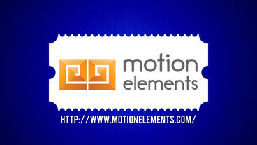Logo animation 2d intro (coupon) Plantilla de After Effects