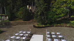 wedding outdoor ceremony Footage