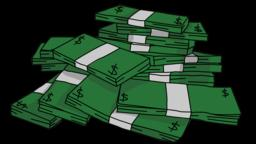 stacks of money 2 Sketch illustration hand drawn animation transparent Animation