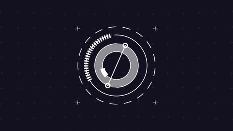 2D Hi-Teck Logo Premiere Proテンプレート