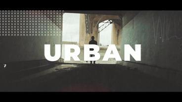 Urban Grunge Opener Premiere Pro Template