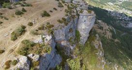 Canyon Plateau and Streep Precipices Footage