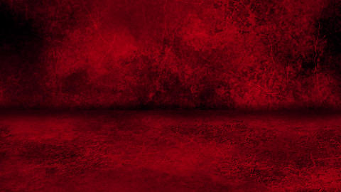 Red Grunge Wall and Floor Loopable Intro Background GIF