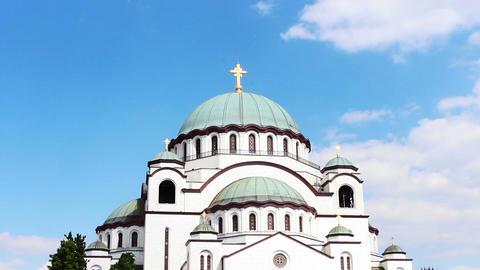 St Sava Temple Image