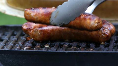 Sausages turn Footage