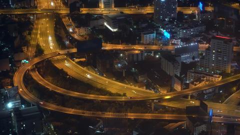 traffic of cars, urban traffic GIF