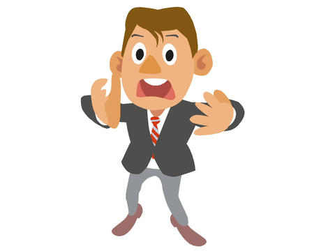 Businessman-encouragement Animation