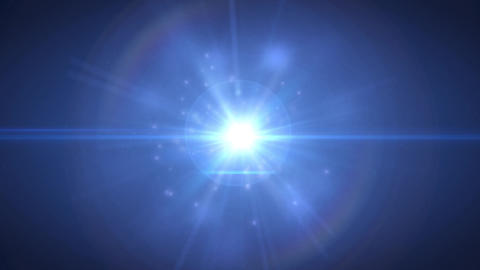 Light Flare 002 Animation