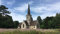 English village church Holy Trinity Church Penn Street Buckinghamshire UK GIF