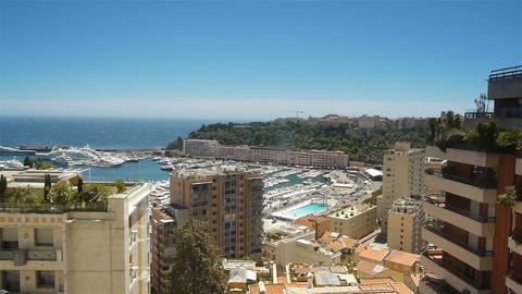 Bay at Monaco, Cote D'Azur France Live Action