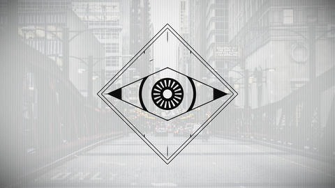 AbstractEye Logo After Effects Template