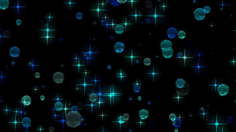 Diamond background material CG Glitter Graphics Abstract Animación