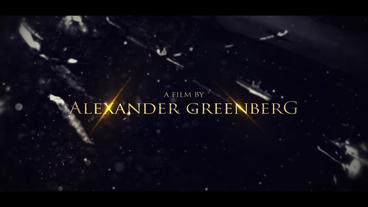 CINEMATIC INTRO After Effects Template