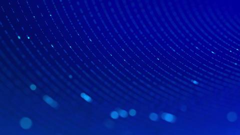 Seamless loop of blinking lights Animation