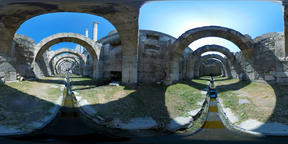 Roman Basement - 360 VR Photo