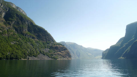Gorgeous Fjords of Norway Live Action