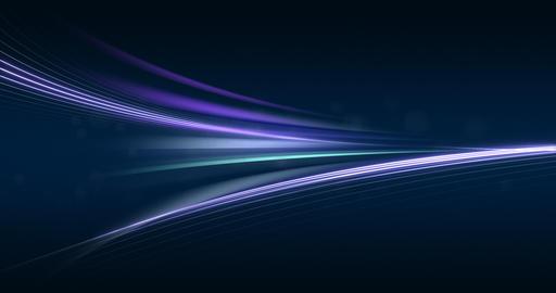 Soft Blue Background Animation