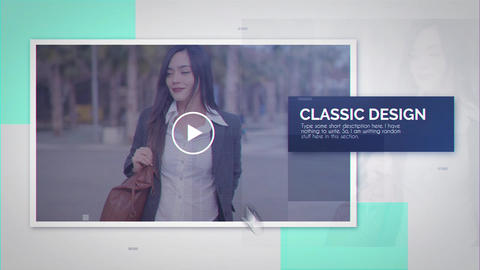 Progress After Effects Template