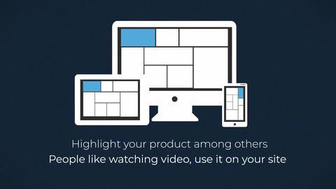 Minimal Media Marketing Motion Graphics Template