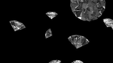 Falling diamonds transition 영상물