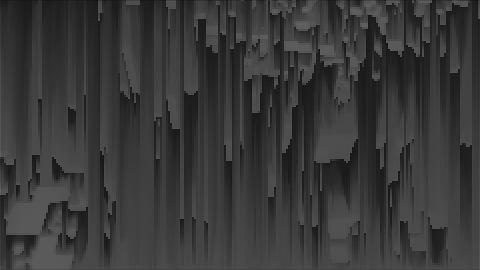 4K Abstract Glitch Technology Background Archivo