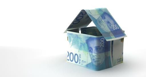 Real Estate Finance (New Israeli Shekel) Animation
