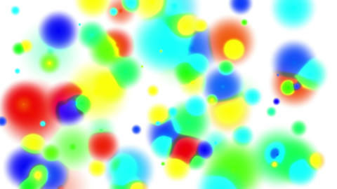 motion of particles, Loop Stock Video Footage