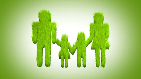Green world Animation