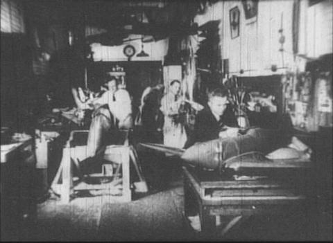 Air-engineers Stock Video Footage