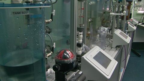 Scientific laboratory Footage