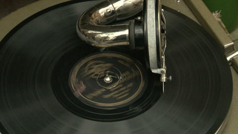 The Gramophone Footage