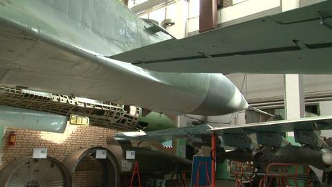 Combat aircraft Footage