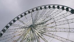 Ferris Wheel and the Sky 영상물