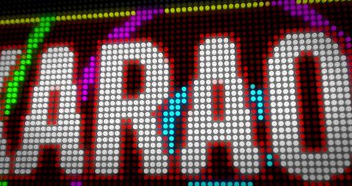 Karaoke bar Animation