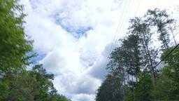 Skies of Southern Ontario Footage