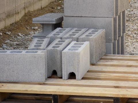 Concrete block Photo