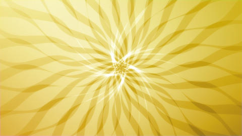 Sun Mandala - 4k Warm And Calm Video Background Loop Animation