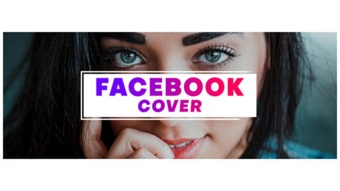 Facebook Cover After Effects Template