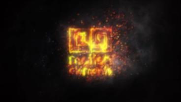 Fire Logo 애프터 이펙트 템플릿