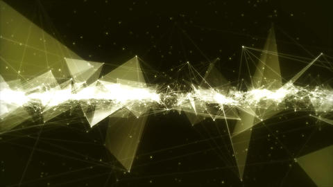 Background loop 18 CG動画素材