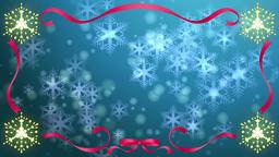 Snow falls frame 1 Animation