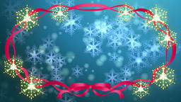 Snow falls frame 2 Animation