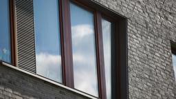 Building Facade Window Time-lapse Live Action