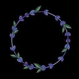 Floral Wreath (2) Animation