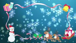 Christmas Santa 2 Animation