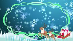 Christmas Santa 3 Animation