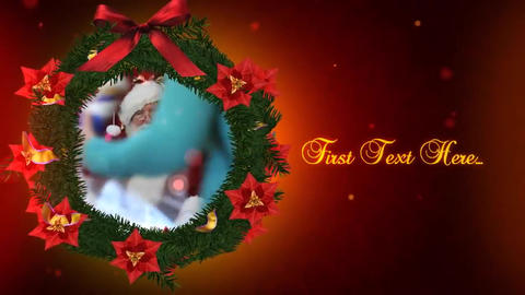 Christmas Comes After Effects Template
