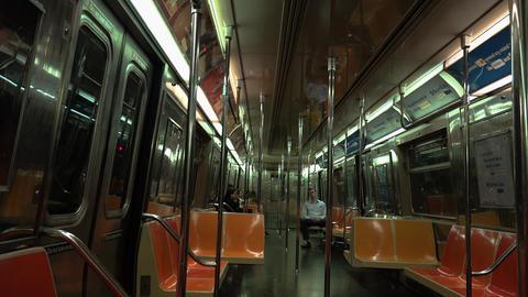 NEW YORK CITY : The New York City Subway 영상물